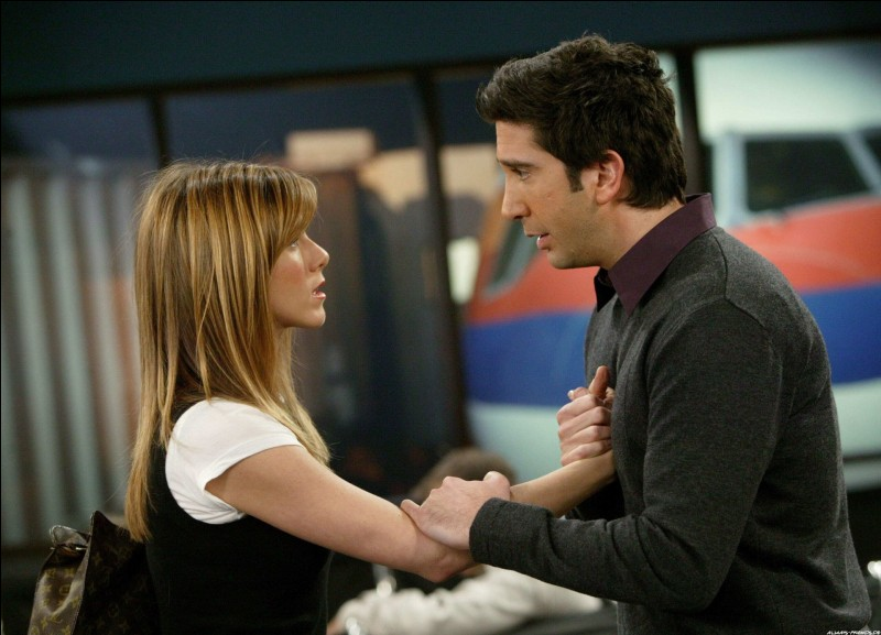Quel est le nom de l'enfant de Rachel et Ross ?