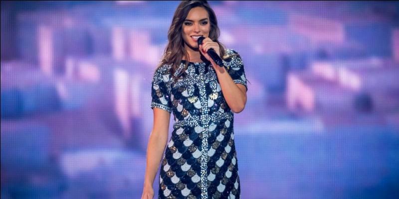 Quel titre a interprété Alma à l'Eurovision 2017 ?