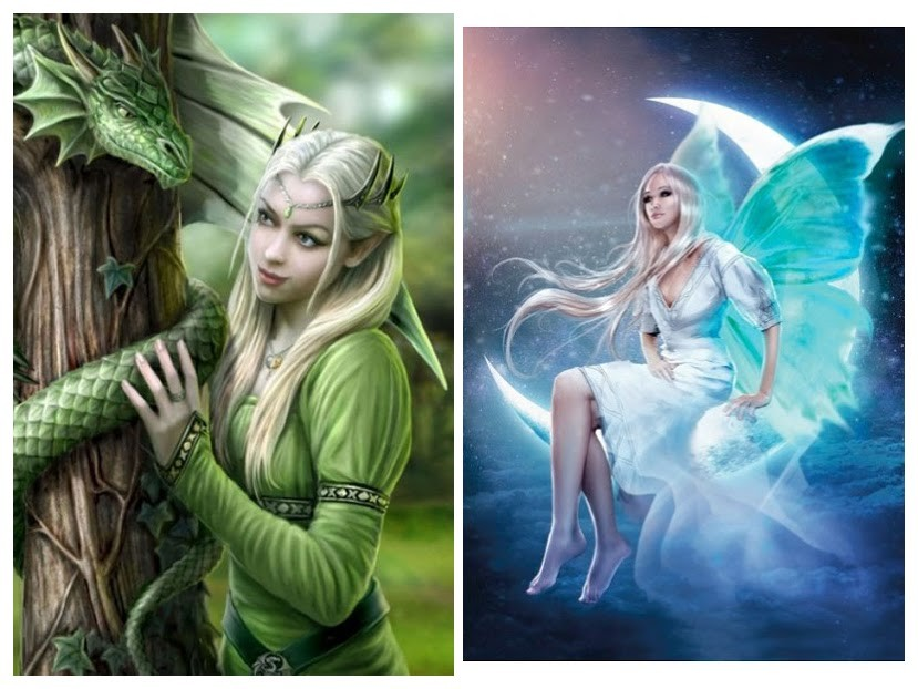 WoW Elfe images Emerald Forest Elf HD wallpaper and background ...