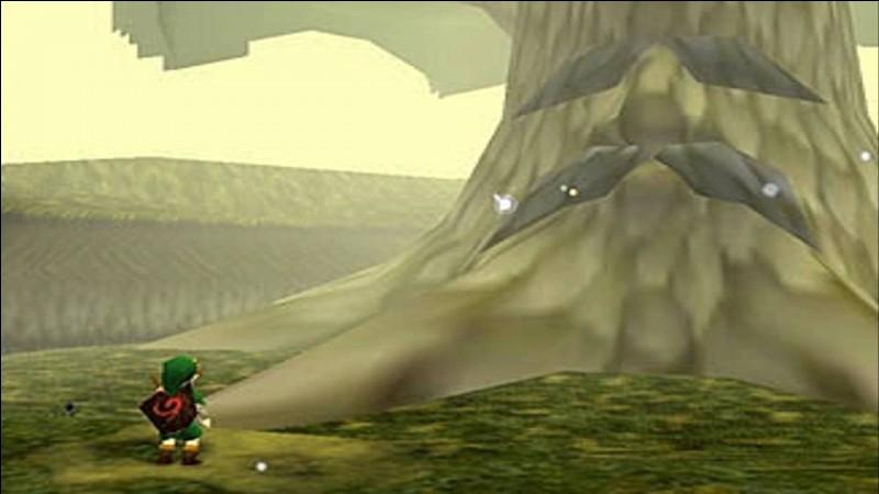 """Comment s'appelle le personnage de """"Ocarina of Time"""" qui revient dans BOTW ?"""