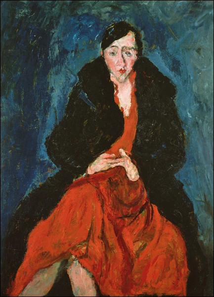"""""""Madeleine Castaing"""" (c.1929), designer."""