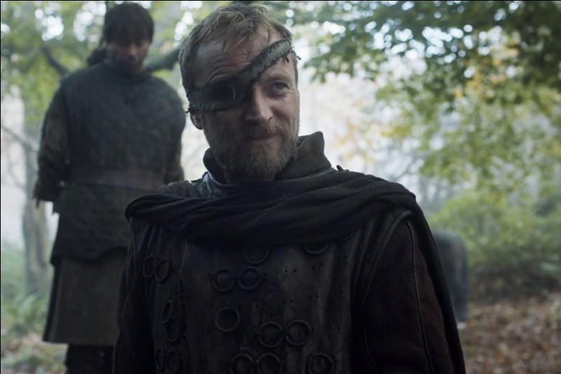 Comment Beric Dondarrion a-t-il perdu son œil gauche ?