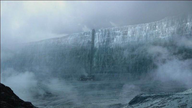 Comment s'appelle le chemin qui mène jusqu'au Mur du Nord ?