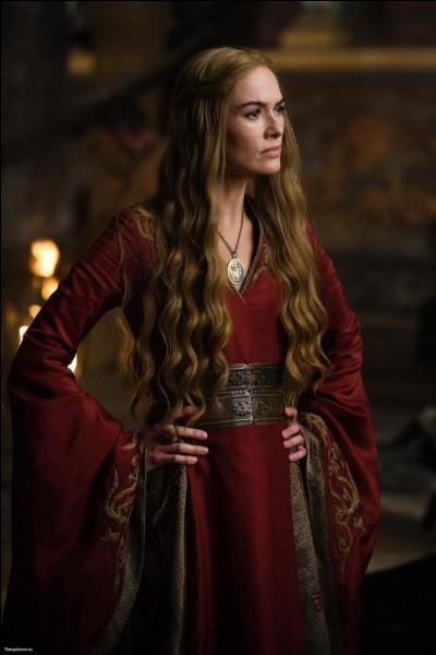 Avec qui Cersei Lannister a-t-elle déjà couché ?