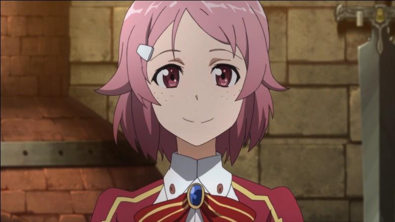 Comment s'appelle la meilleure amie d'Asuna ?