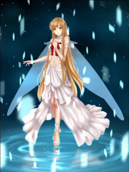 """Comment s'appelle Asuna dans """"Alfheim Online"""" ?"""
