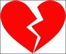 """C - Le """"cœur"""" est composé de deux moitiés indépendantes, chacune ayant une oreillette et un ventricule."""