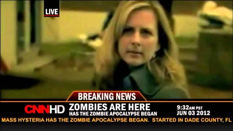 Une attaque de zombies survient dans la ville voisine. Que faites-vous ?