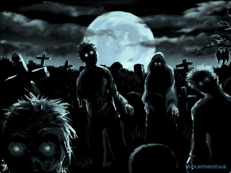 Une horde de zombies est à vos trousses. Comment faire ?