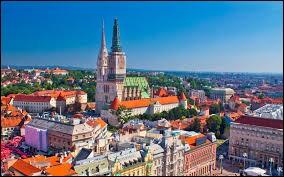 Quelle est la capitale de la Croatie ?
