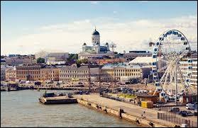 Quelle est la capitale de la Finlande ?