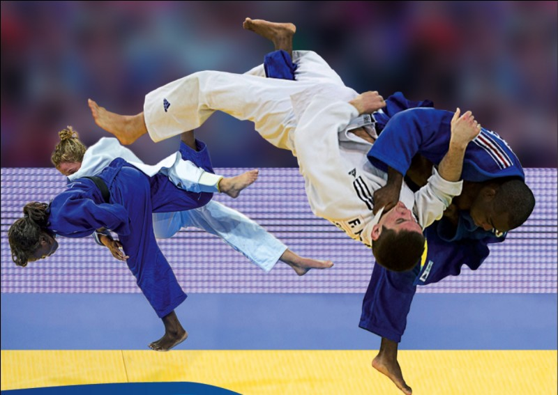 Dans quel lieu le judo est-il pratiqué ?