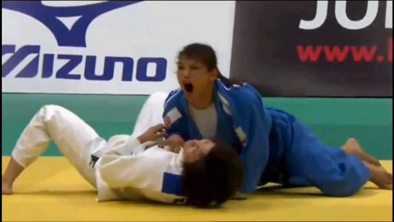 Lequel de ces mouvements permet à un judoka de remporter immédiatement un combat ?