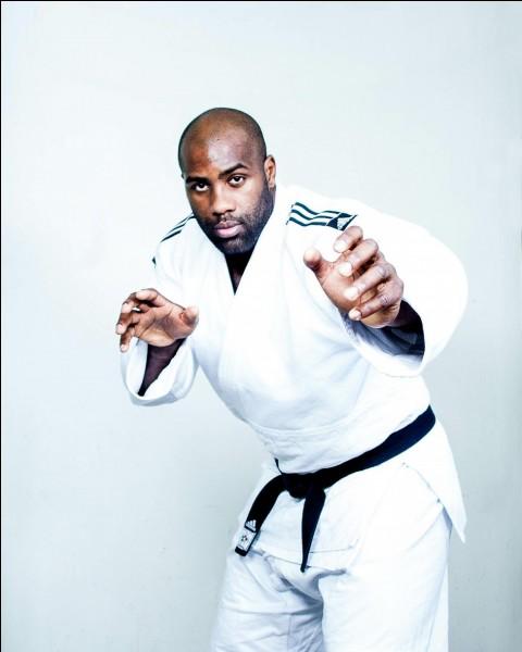Quelle est la catégorie du grand judoka Teddy Riner ?