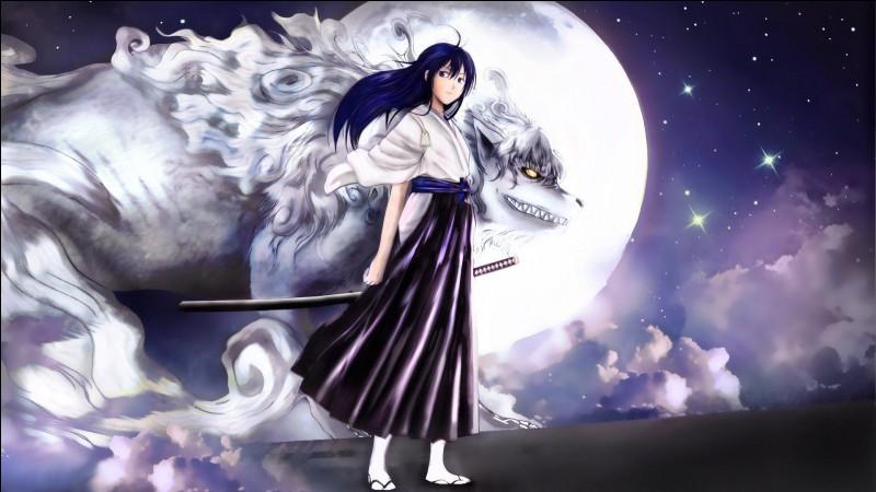 Une lycéenne extrêmement douée pour le combat au sabre. Sa seule faiblesse est son amour pour le personnage principal :