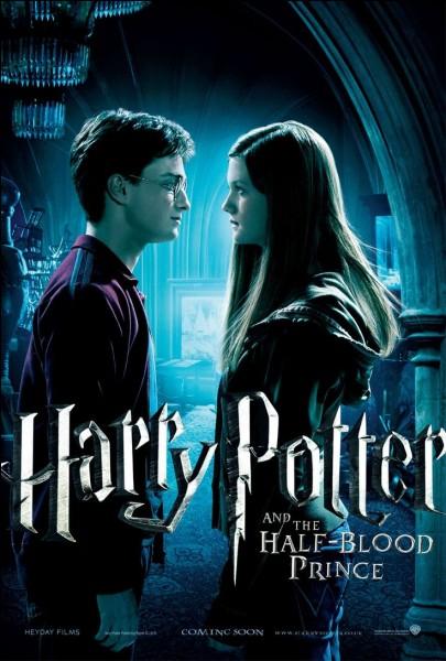 Harry et Ginny tombent amoureux dans l'épisode...