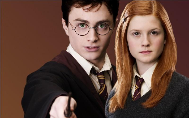 Harry et Ginny vont se séparer...