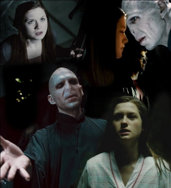 Harry et Ginny sont...