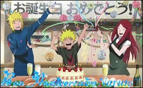 Quelle est la date d'anniversaire de Naruto ?