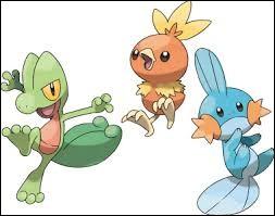 De quelle génération sont ces Pokémon ?
