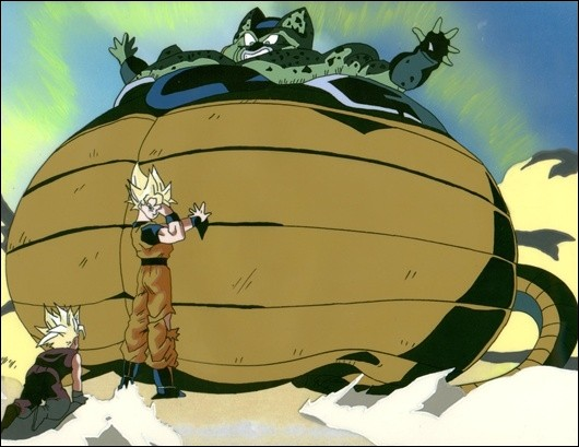 Sur quelle planète Son Goku sacrifie-t-il sa vie pour sauver la Terre ?