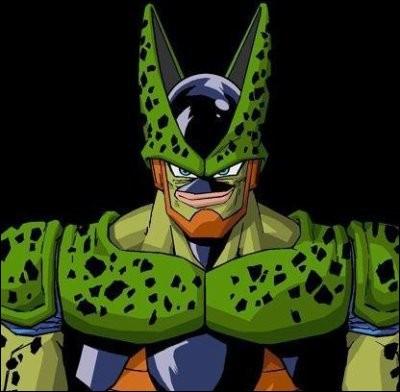 Quel cyborg se fait absorber en premier ce qui a donné cette forme à Cell ?