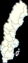 Gotland est la plus grande île de la Suède. Quelle est sa plus grande ville ?