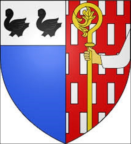 """Ville des Vosges de 2 605 habitants, connue pour ses vestiges archéologiques, une légende dit que Sainte-Odile y aurait été baptisée. Son blason représente : """"au premier azur au chef d'argent chargé de deux merlettes de sable, au second de gueules semé de billettes d'argent, au dextrochère de carnation vêtu d'argent mouvant de senestre et tenant une crosse d'or mise en pal, brochant sur le tout""""."""