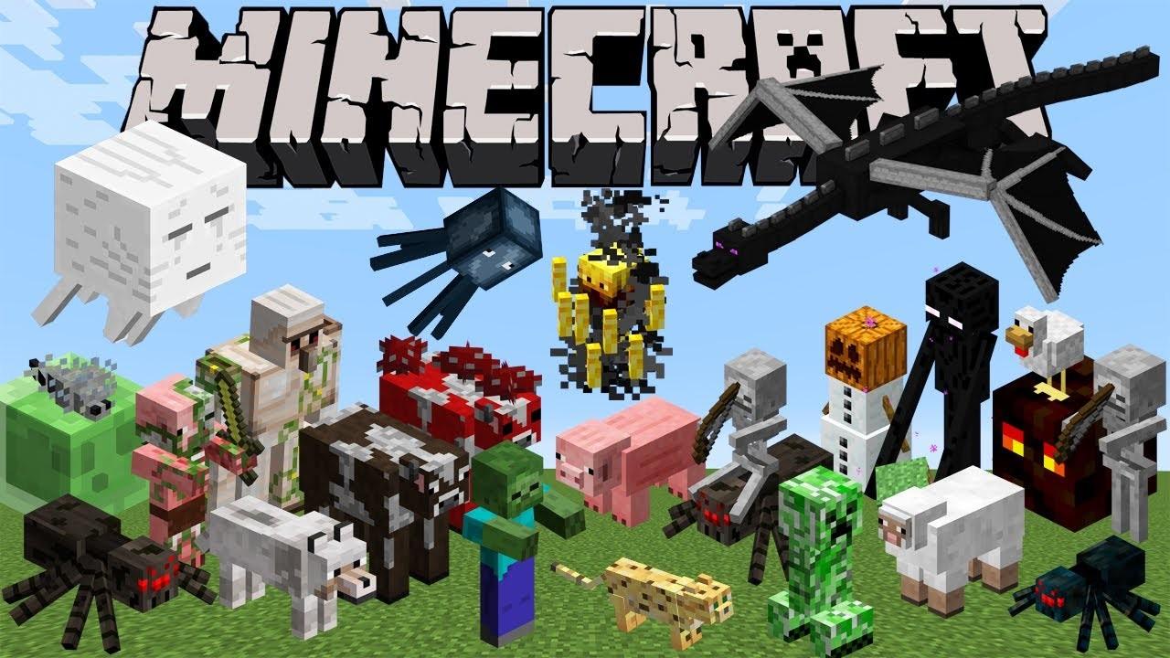 Quel mob Minecraft es-tu ?