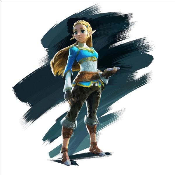 Quelles sont les dernières paroles de Zelda juste avant le générique de fin ?
