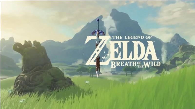 Quel est le date de sortie de Breath of the Wild ?