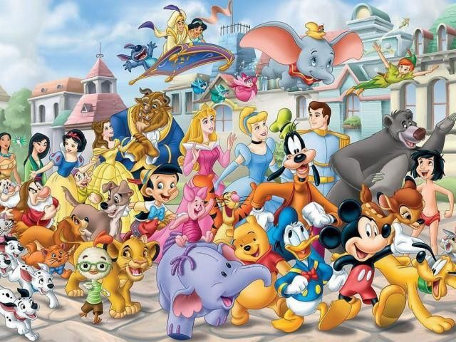L'univers Disney ! - 2