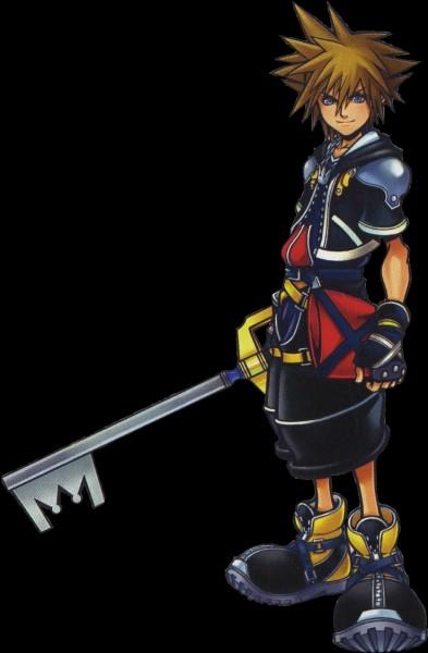 Comment s'appelle le mec avec un skin de Sora ?