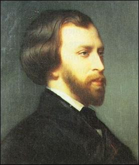 « Je suis amoureux de vous » avoue Alfred de Musset, un poète du romantisme français, prédestiné à rencontrer et à libérer sa passion sans limites envers :