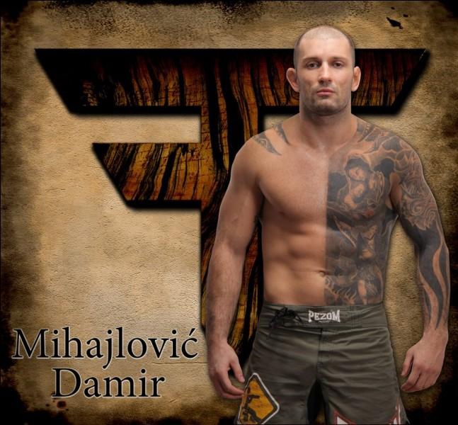 Et rebelote, nouveau venu : Bojan Mihajlović. Le combat se déroule le 23 juillet 2016 lors de l'UFC on Fox 20. Une nouvelle fois, quel fut le résultat ?