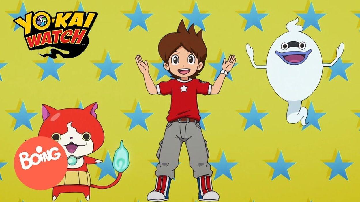 Générique TV 'Yo-kai Watch' (saison 2)