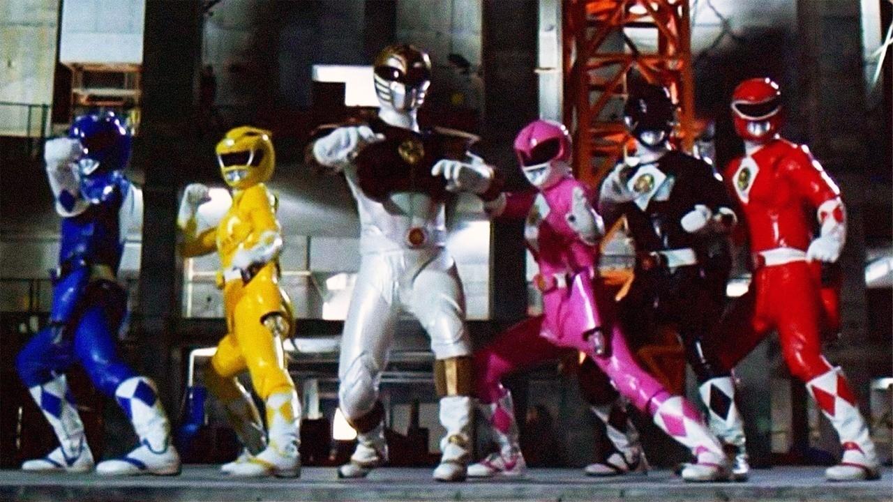 Quel Power Rangers es-tu ?