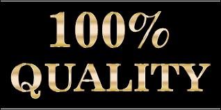 Ta plus grande qualité, c'est :