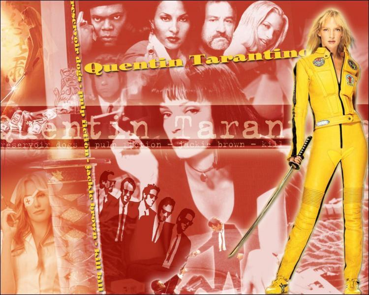 Quel son les 3 premiers films de Q. Tarantino ?
