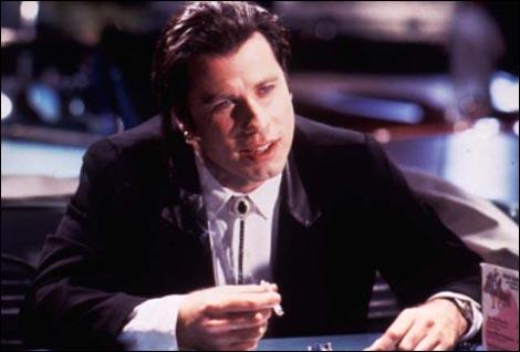 Dans quel film de Q. Tarantino joue John Travolta ?