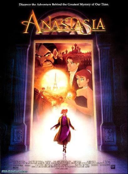 Quel grand groupe a produit Anastasia ?