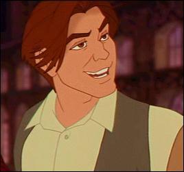 Comment s'appelle le garçon dont Anastasia tombe amoureuse ?