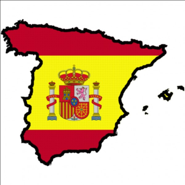 La capitale de l'Espagne est :