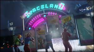 """Sur """"Spaceland"""", """"Infinite Warfare"""", comment s'appelle la zone """"Exotique"""" où se trouve la bouche du crocodile ?"""