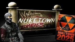 """À partir de quelle manche, les 4 atouts et le Pack à Punch de """"Nuketown Zombie"""" sont-ils sur la map ?"""