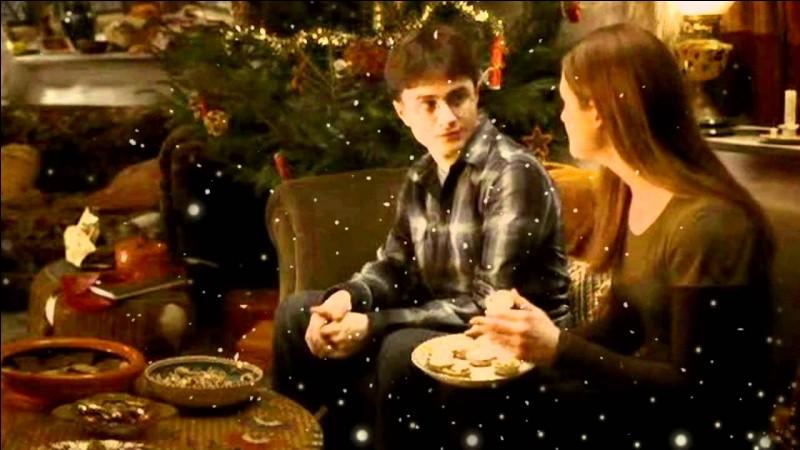 Pourquoi Harry dit-il à Ginny qu'il ne veut plus être avec elle ?