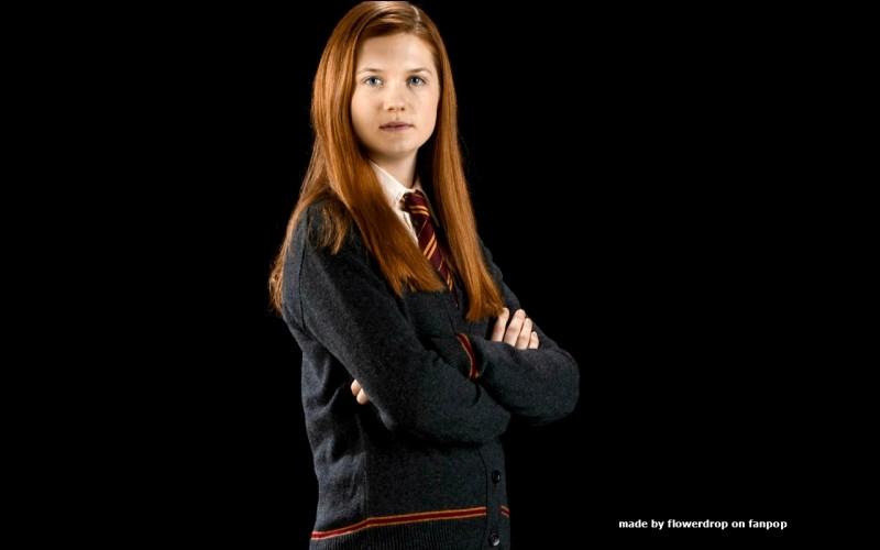 Ginny a-t-elle toujours été amoureuse de Harry ?