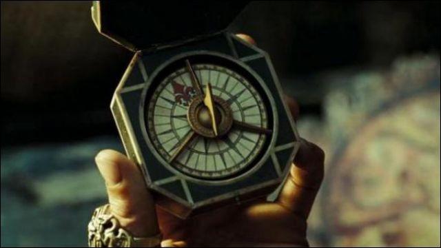 Pourquoi Jack échange t-il son compas?