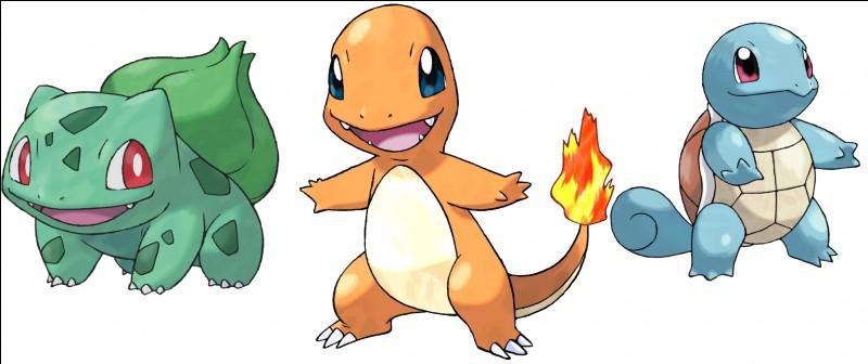 Quels sont les Pokémon starter de Pokémon Soleil et Lune ?
