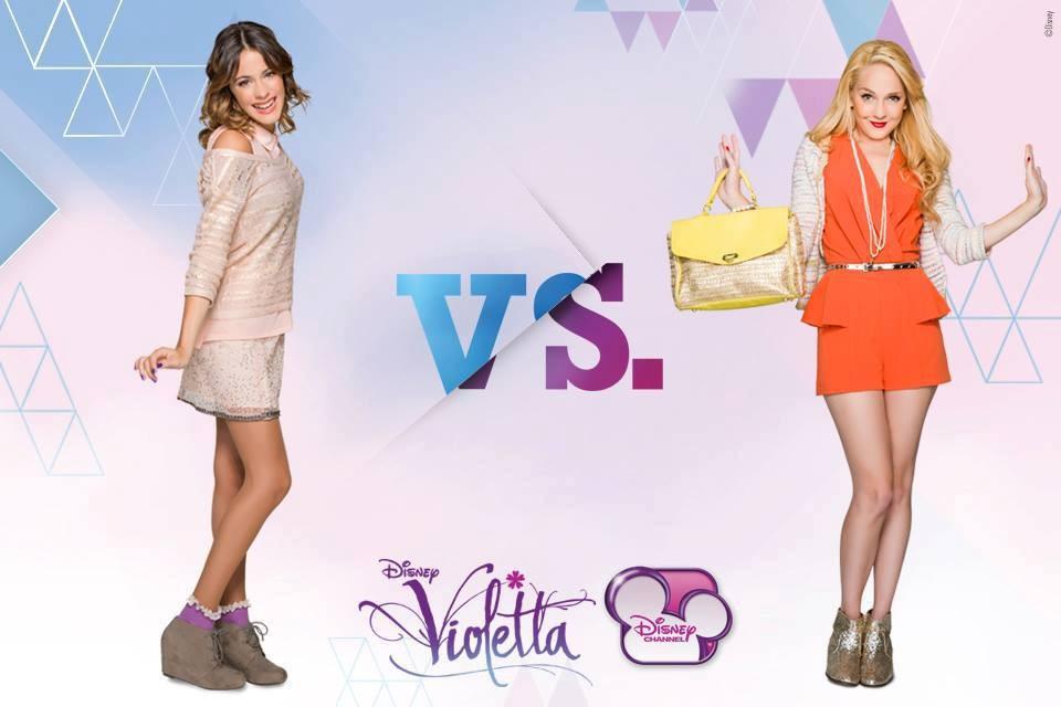 Violetta ou Ludmila ?